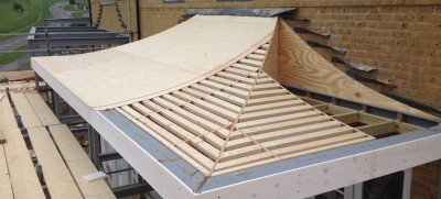 Curved canopy roofs u2022 timber door canopies u2022 porch canopies u2022 turret roofs u2022 pergola roofs u2022 all styles of canopy roofs made to measure with care & Bespoke canopy roofs hand crafted in Poole by Custom Carpentry ...